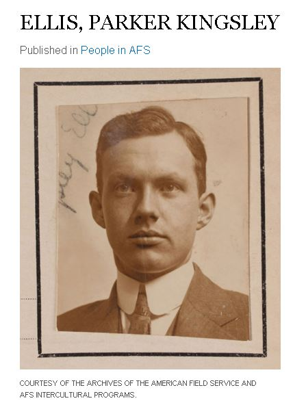 Parker Kingsley Ellis