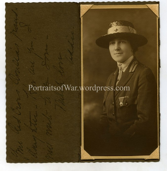 WWI American Red Cross Nurse