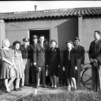 Glenn Miller Visits Knettishall - 388th Bomb Group - BIG BAND!