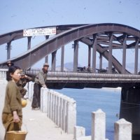 Korean War Color Kodachrome Slides - 1953
