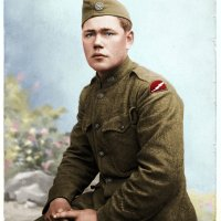 WWI Wounded 78th Division Soldier - Exciting Research Update!