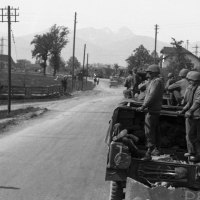 42nd Division 222nd Anti-Tank Company Photo Post #1: Combat Convoy in Bavaria