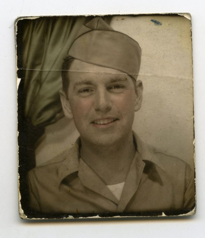 Ambrose R. Canty My Grandfather and the Inspiration for this Blog Assistant Tank Driver, 777th Tank Battalion, 69th Division