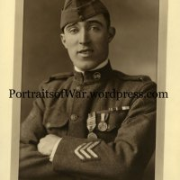 *New* WWI Yankee Division Portrait Photos - 101st Field Artillery and 101st Engineers