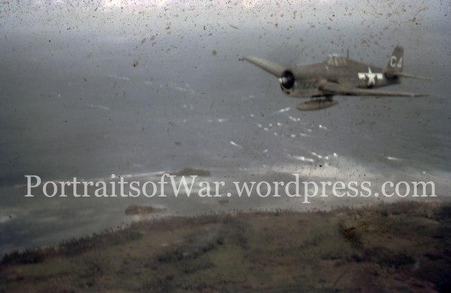 """Guam - Covering Landing"""