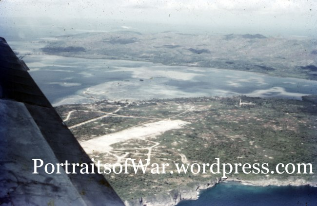 """Orote Airstrip Under Attack"""
