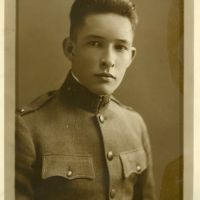WWI Photo: Flea Market Find Yields Research Gold - Lt. Robert Slocum of Burlington, VT
