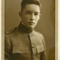 WWI Photo: Flea Market Find Yields Research Gold - Lt. Robert Slocum of Burlington, VT