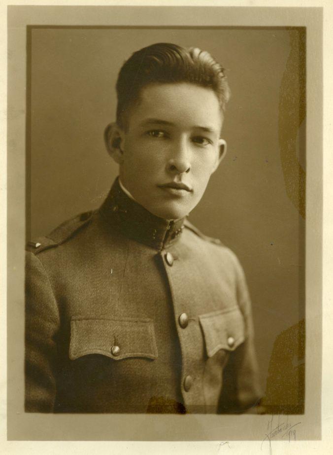 Robert H. Slocum in 1919