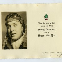 WWII Christmas Card Identification Research: Henry Behrens of Grand Island, Nebraska