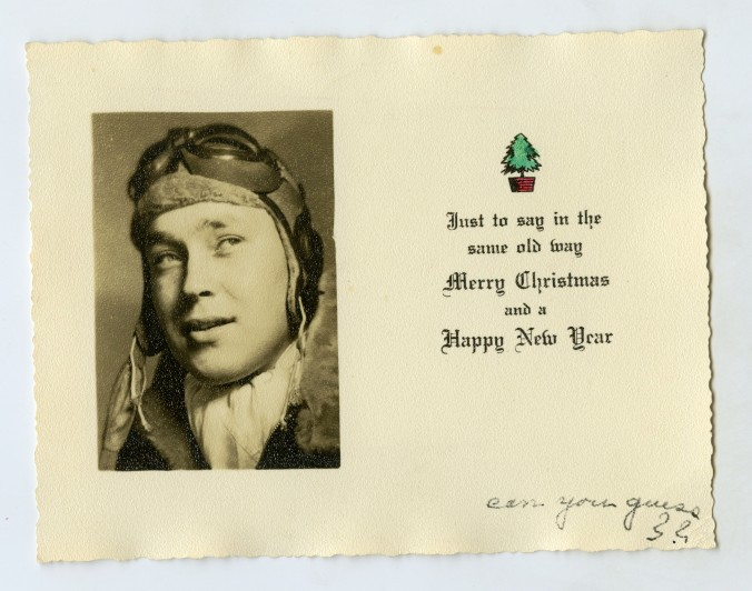 A Pilot Christmas Card