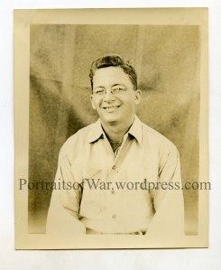 Fred Kearney in 1944