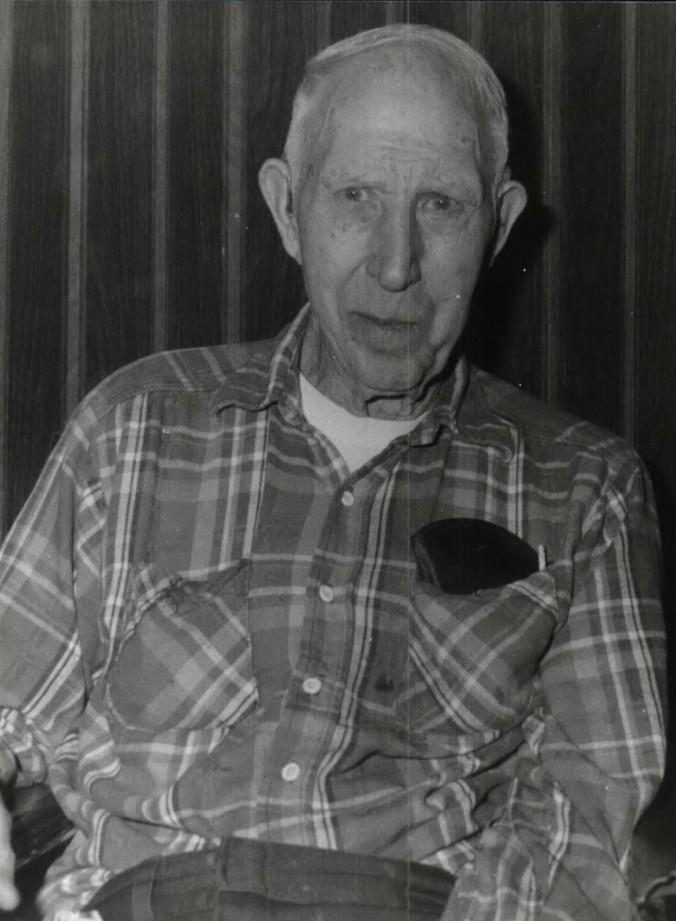 George William Anible of Midland, Michigan