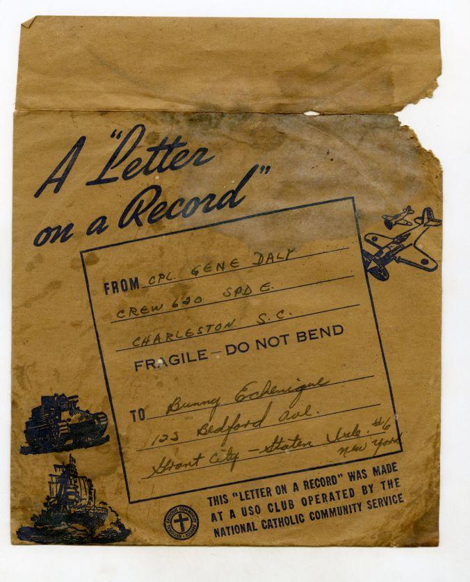 Envelope details