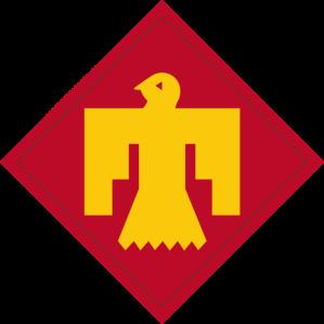 45th Division Insignia