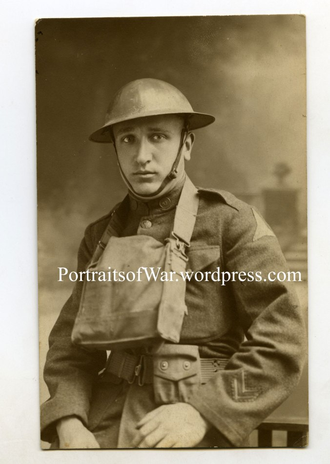 John Belli in WWI