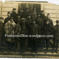 WWI Photo Discovery - Norton-Harjes Ambulance Drivers w/ Richard Norton!