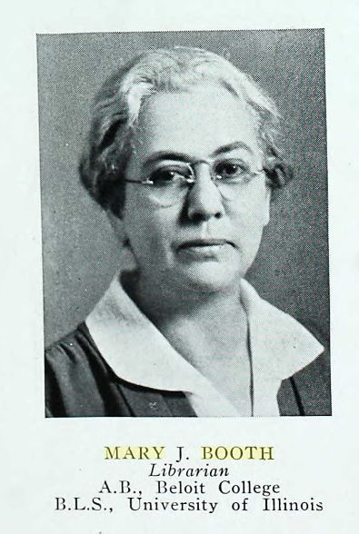 1931 Eastern Illinois University Yearbook Photo