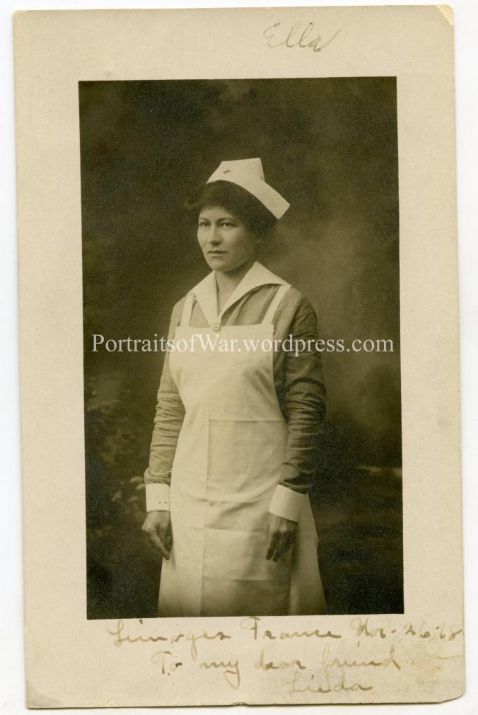 Ella (Kettels) Vodel in 1918