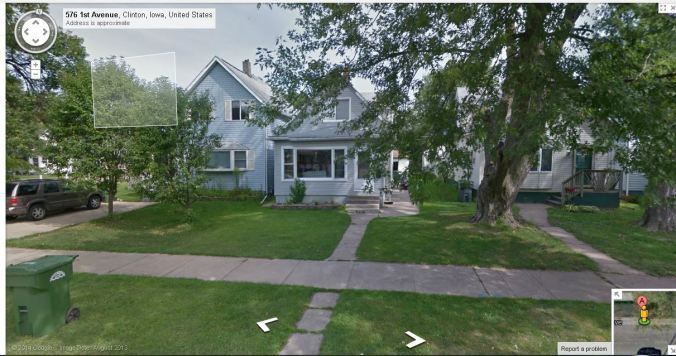 576 1st Ave. in Clinton, IA.