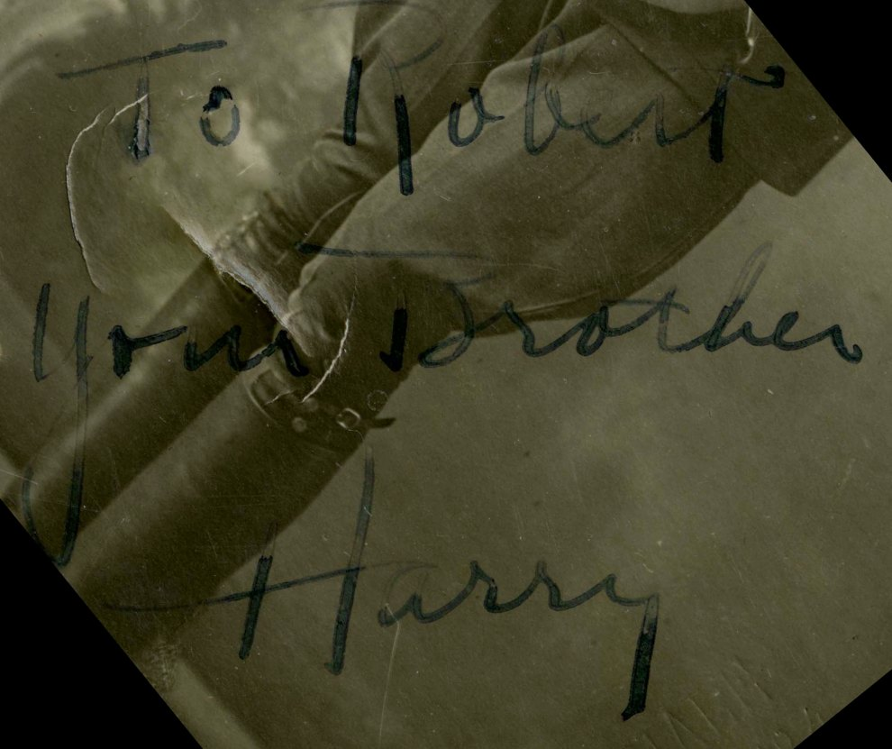 Harry's Signature