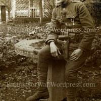 Winooski, VT WWI Veteran Photo Identification - eBay Photo Yields Vermont History Golden Research!