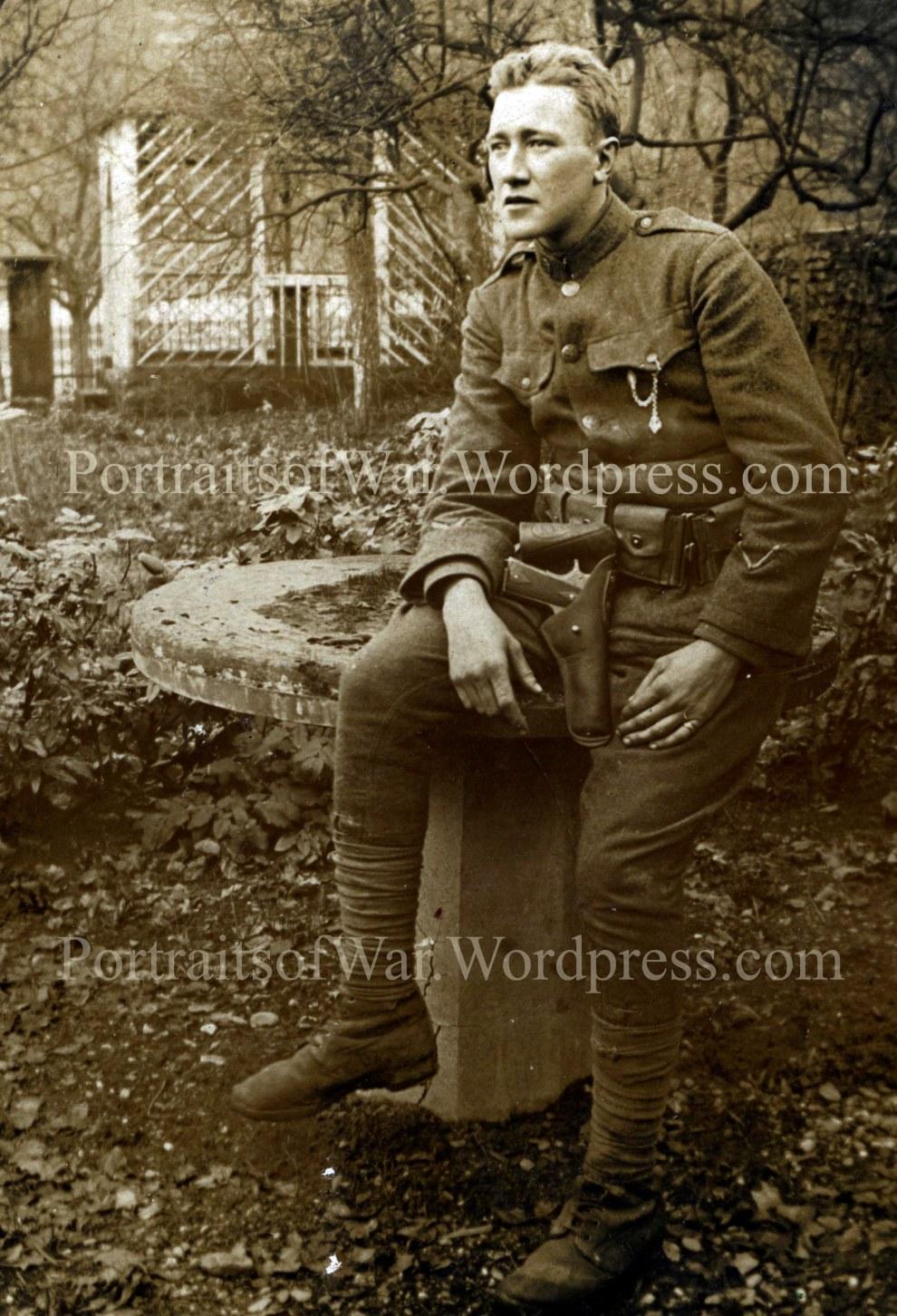 Earl in 1918