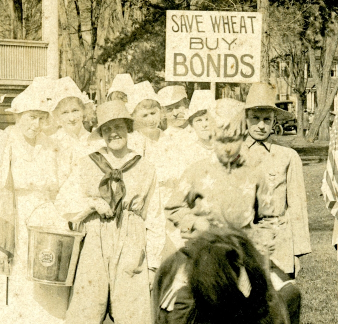 Save Wheat Buy Bonds