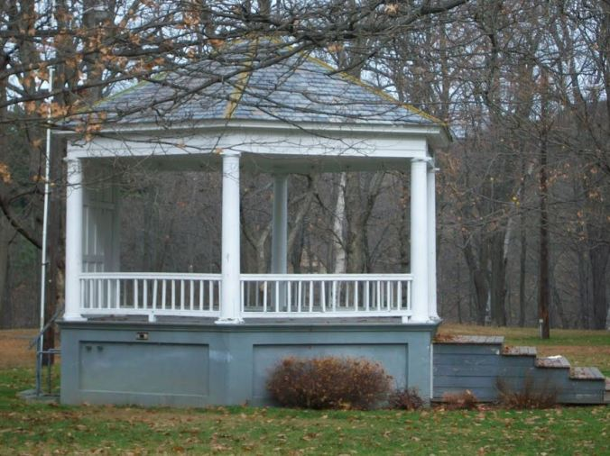Brattleboro Gazebo Today