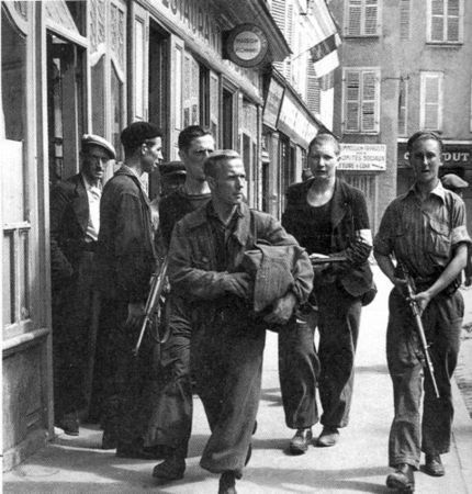Female French Resistance