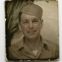 My 200,000th Viewer Post! - Remembering My Grandfather, Ambrose R. Canty, 777th Tank Battalion, 69th Division