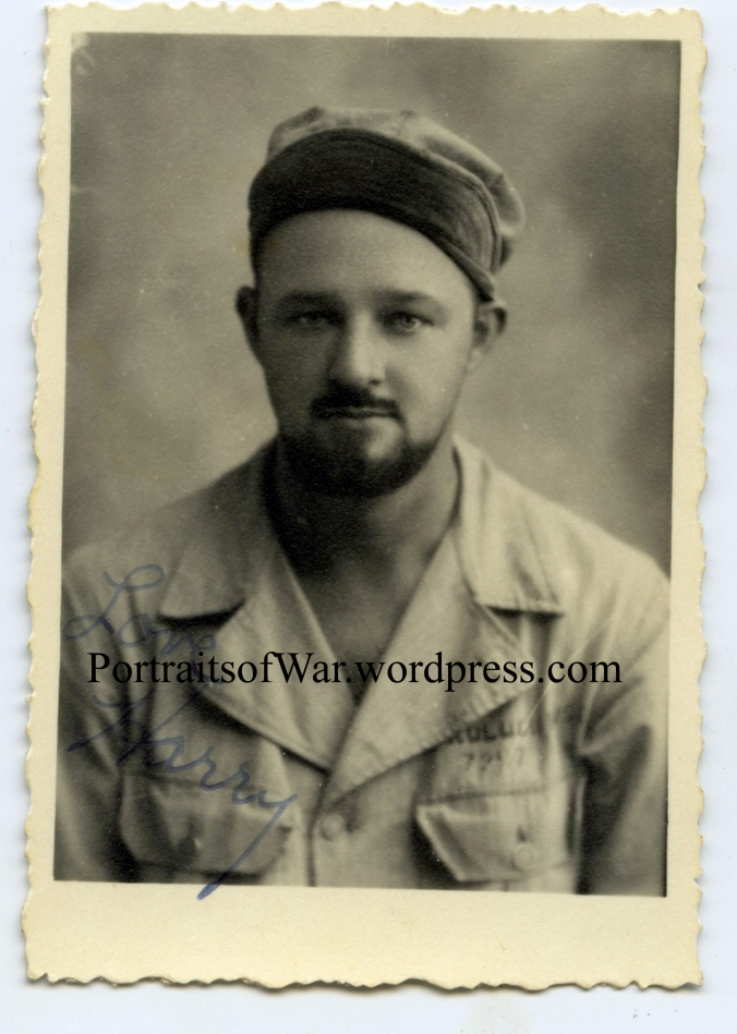 Harry Kolacinski in WWII