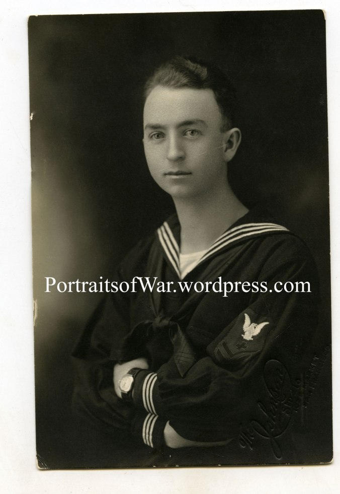 Byron Miller in World War One