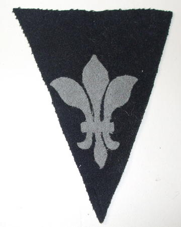 Example of District of Paris Patch (Griffin Militaria)