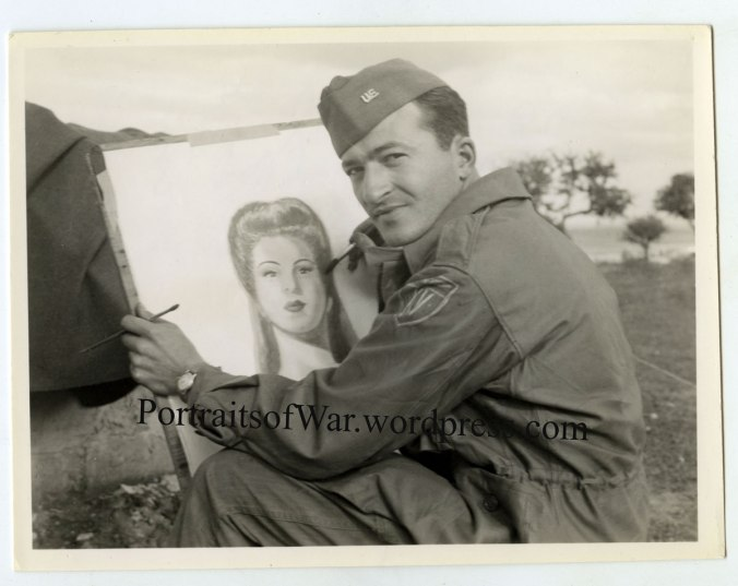 Lou Varro in 1944