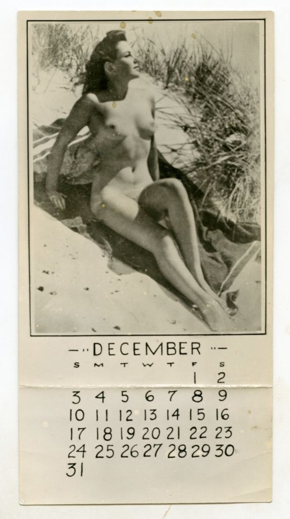Miss December 1944