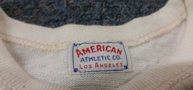American Athletic Co. Tag