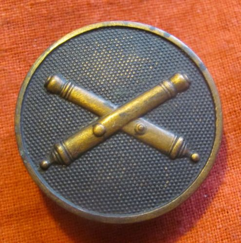 WWI Artillery Collar Disc