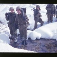 Colors of the Korean War: 5th RCT - DRAFT POST-