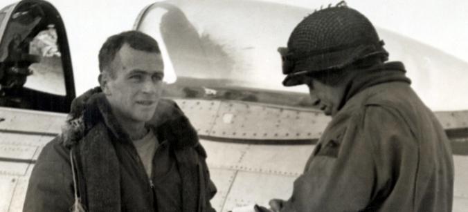 John Szlyk Jr. in WWII?