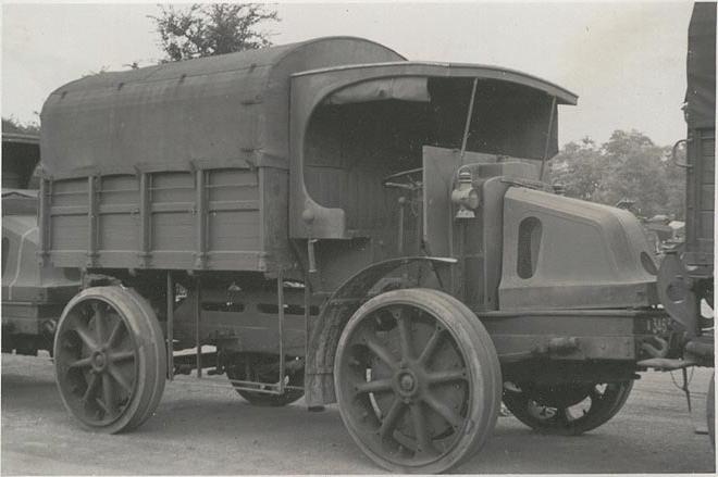 Lentil Artillery Tow