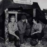 WWII War Correspondent Ernie Pyle's Oil Stained Pants - A Photographic Review