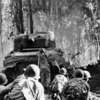 Famous Bougainville Signal Corps Photo Unraveled - 754th Tank Battalion