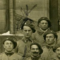 An American in the Czechoslovak  Legion in WWI