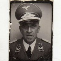 WWI German Facial Dueling Scars - Mensur Scars and WWI Portraits