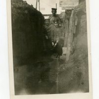 WWI German Trench Life - May of 1917