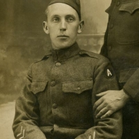 WWI 1st Division Photo Identification, Robert B. Alexander - Portage, Wisconsin Veteran